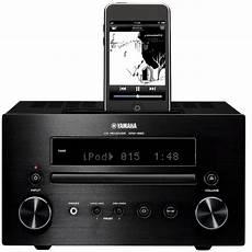 yamaha crx 550 mini sound system med ipod docka svart