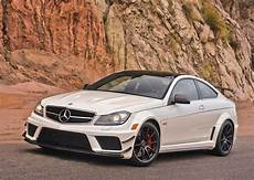 Mercedes C 63 Amg Coupe Black Series 2011 2012