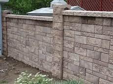Concrete Block Fences Sb Fence 2 Jpg Concrete Block