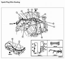 what is the sparkplug wire placement order on 1997 ford f250 fixya