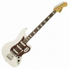 Squier Vintage Modified Bass Vi Olympic White At Gear4music
