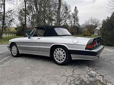 old car owners manuals 1994 alfa romeo spider user handbook 1988 alfa romeo spider convertible grey rwd manual quadrifoglio classic alfa romeo spider 1988