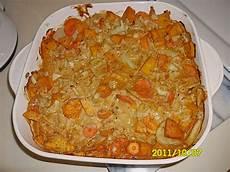 Kartoffel Kürbis Auflauf - kartoffel k 252 rbis karotten auflauf katharina27