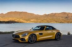 mercedes gt roadster 2018 mercedes amg gt and gt c roadster drive review