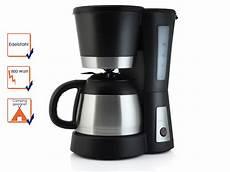 kaffeemaschine mit thermoskanne 1liter 800 watt