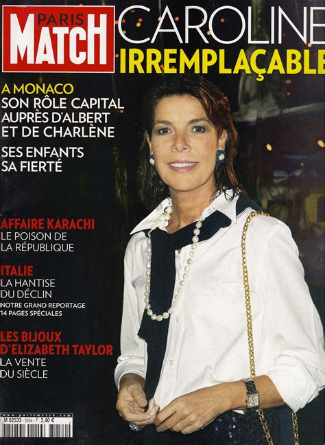 Paris Match Cover