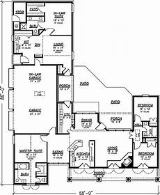 house plans with inlaw apartment separate country house plan 146 2173 4 bedrm 2464 sq ft home
