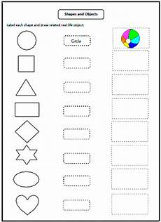 shapes objects worksheet 1222 shapes worksheets and charts