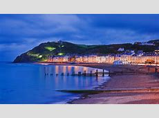 Aberystwyth Seafront ? Bing Wallpaper Download