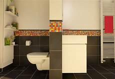 Bad Mit Mosaik - badplanung schmales badezimmer mit mosaik my lovely