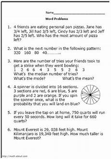word problem worksheets grade 5 11038 pin on i math