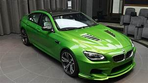 2014 BMW M6 Gran Coupe Java Green  Top Speed