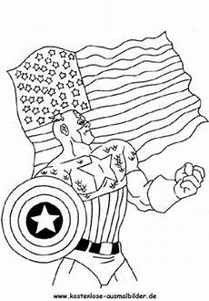 Bilder Zum Ausmalen Captain America Ausmalbilder Captain America 2 Zum Ausmalen