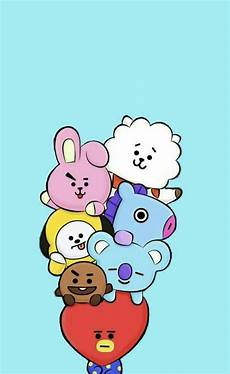bt21 wallpaper iphone bts bt21 wallpaper by harling army 0f free on