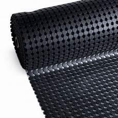 tapis caoutchouc extérieur en rouleau caillebotis en rouleau simac