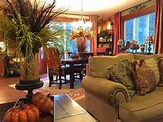 tuscan home decor the tuscan home a peek around the autumn filled house
