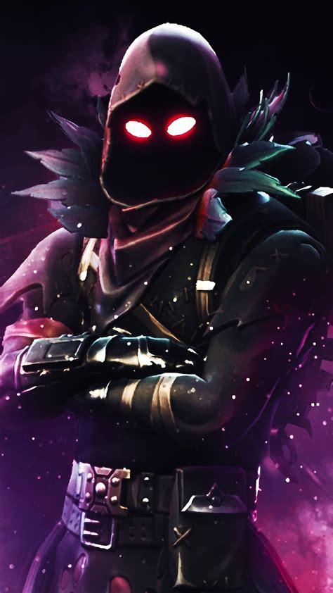 Raven Fortnite Girl