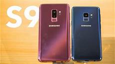 galaxy s9 plus samsung galaxy s9 und s9 plus im test das on