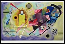 gelb rot blau wassily kandinsky lithograph quot yellow blue quot realised in 1960 buy limited edition original
