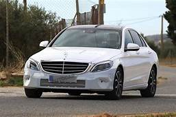 Mercedes Benz C Class To Get New Engines And Tech In 2018
