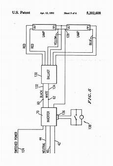 collection of electronic ballast wiring diagram sle