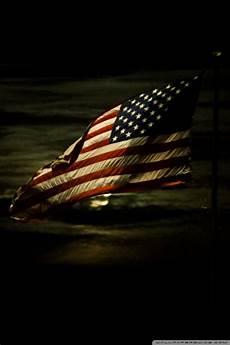black and white american flag iphone wallpaper american flag lit by a moon 4k hd desktop wallpaper
