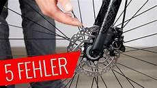 fahrrad scheibenbremse 5 gr 246 223 te fehler fahrrad org
