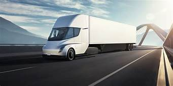 Tesla All Electric Truck Vs Conventional Diesel