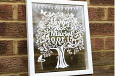 Wedding Gifts Ideas Uk unique wedding gifts ideas personalised papercuts