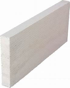 plaque de beton cellulaire carreau b 233 ton cellulaire ep10cm bricoman