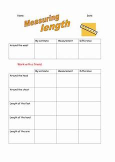 estimation worksheets tes 8147 measuring length estimating length year 2 worksheets by primarylion teaching resources tes