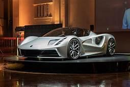 Lotus Unveils The Eviya  Auto Addicts