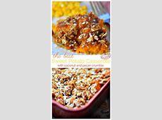 holiday sweet potato coconut casserole image