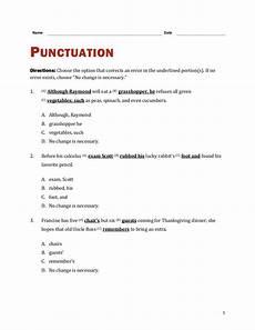 punctuation practice worksheets uk 20912 7pw