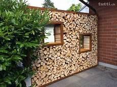 Holzstapel Am Haus - sichtschutz eisenrahmen f 252 r holz holzlager in st gallen