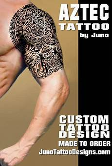 aztec tribal shoulder juno