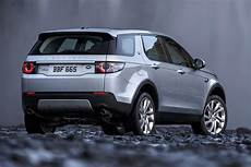 Range Rover Discovery Sport - 2015 land rover discovery sport vs 2015 range rover