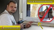 Fenster Gegen Einbruch Sichern T 252 R Fenstersicherung