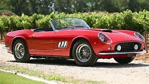 The Ten Most Expensive Cars Sold At Auction  FitMyCar