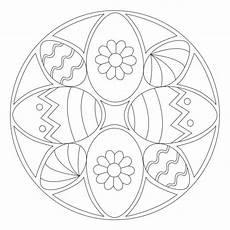 Malvorlagen Mandala Ostern Mandala Malvorlagen Grundschule Ausmalbilder