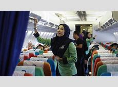 Malaysia?s new Islamic airline Rayani Air takes off with a