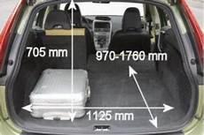 Kofferraumvolumen Volvo Xc60 - adac auto test volvo xc60 d5 summum awd geartronic