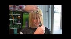 mathilde coupe de cheveux carr 233 blond destructur 233