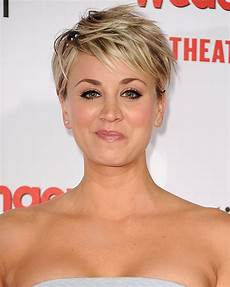 How To Style Hair Like Kaley Cuoco