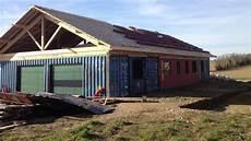 maison conteneur maritime en auto construction