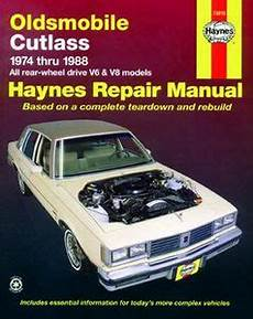 free online auto service manuals 1993 oldsmobile cutlass cruiser auto manual oldsmobile cutlass haynes repair manual 1974 1988 hay73015