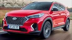 hyundai tucson n line 2019 hyundai tucson n line sportier and more efficient