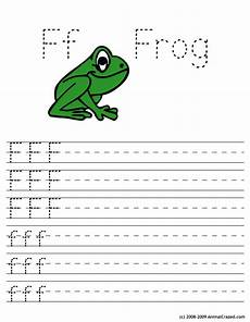 letter f worksheet for preschool 23596 ff for frog woo jr activities