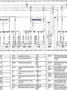 vacuum pump wiring diagram mercedes