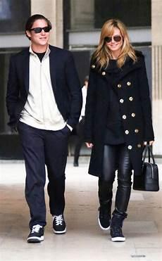 Heidi Klum And Boyfriend Vito Schnabel Are All Smiles